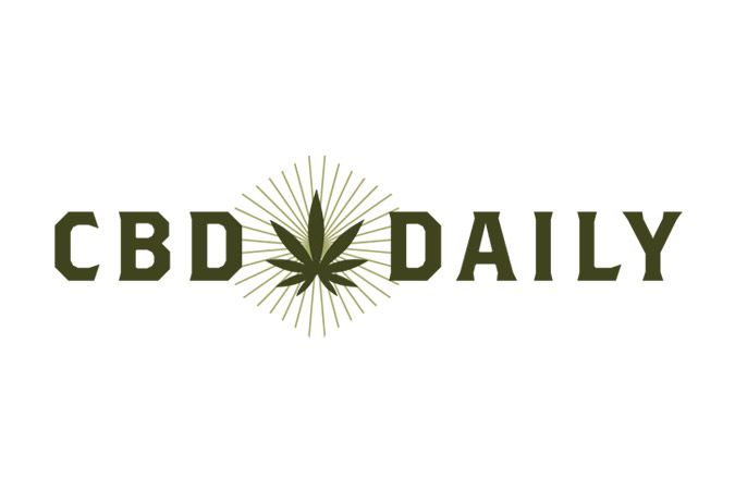 CBD Daily by Earthly Body Logo